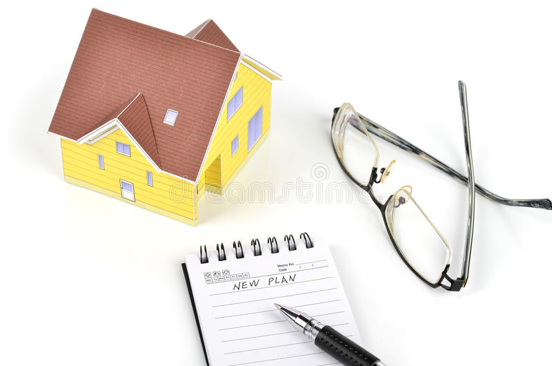 Download New plan stock image. Image of note, office, ball, ownership - 23906949