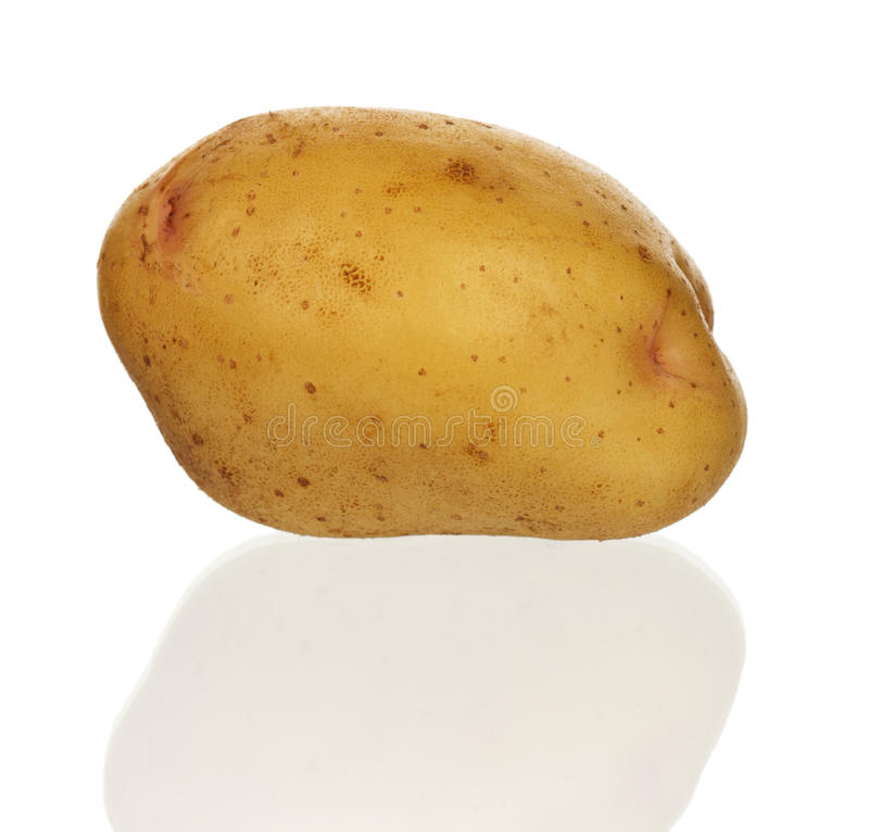New Potato Royalty Free Stock Photo
