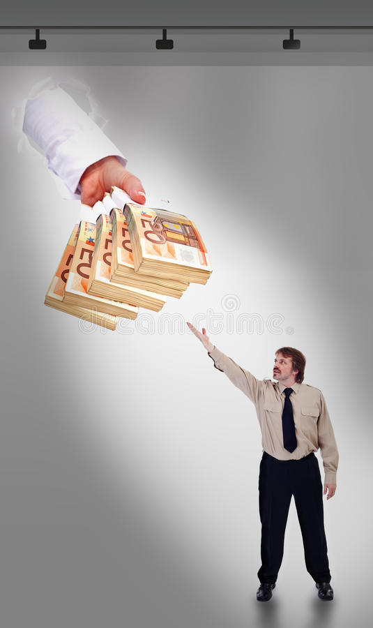 Download The New Religion Of Money Royalty Free Stock Photos - Image: 24999618