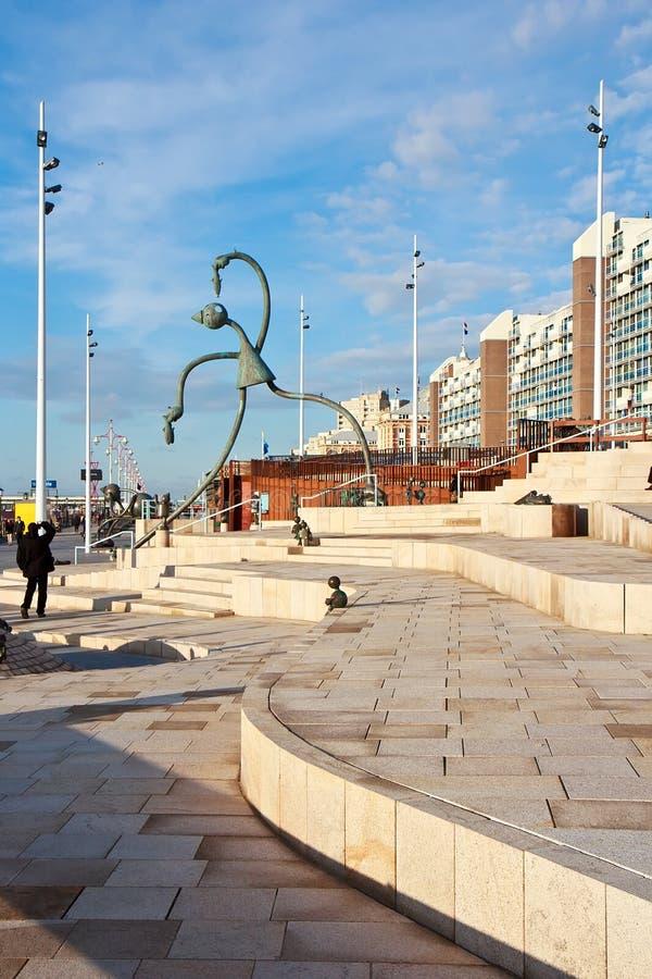 Download New Scheveningen Beach Seashore Editorial Stock Photo - Image: 24435048