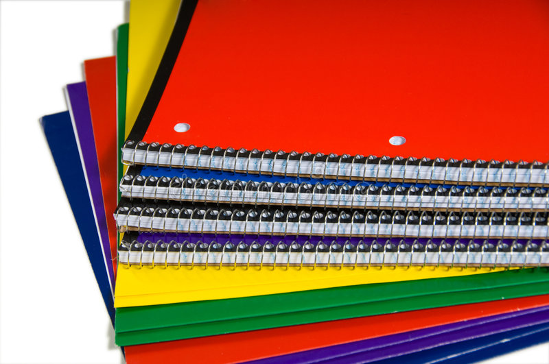 Download New school supplies stock image. Image of supplies, notebook - 2807835