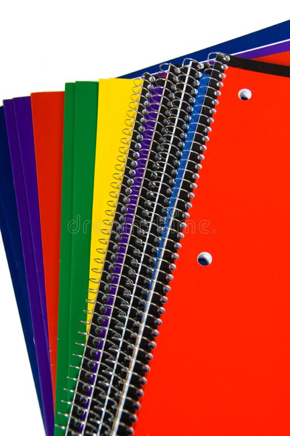 New school supplies royalty free stock image