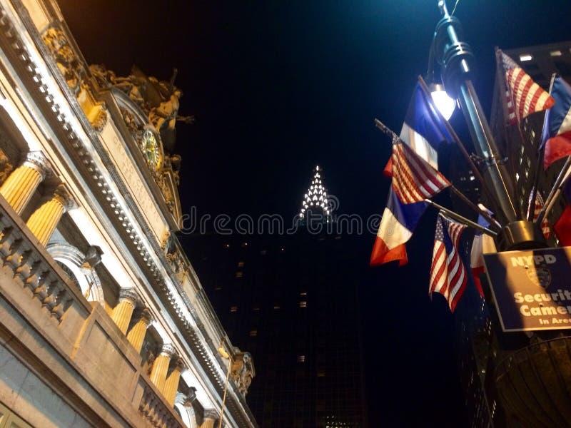 new skyline york στοκ φωτογραφίες με δικαίωμα ελεύθερης χρήσης