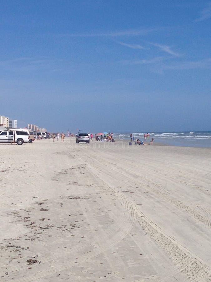 New Smyrna Beach Florida royalty free stock photo