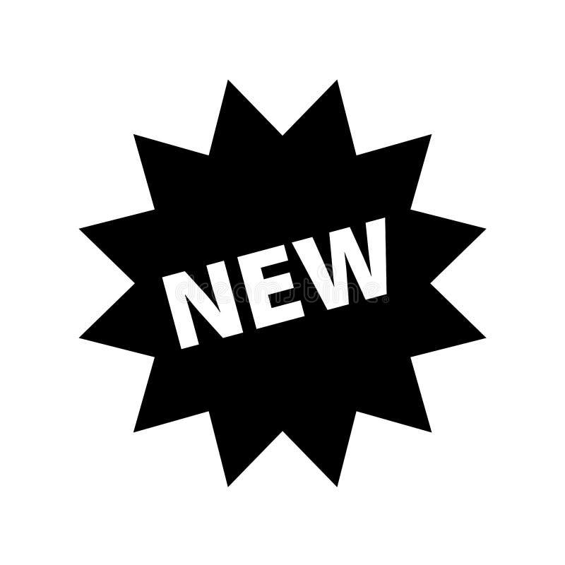 New star badge icon flat vector illustration design. Isolated on white background vector illustration