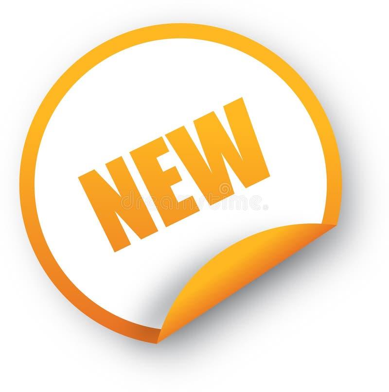 Free New Sticker Royalty Free Stock Photo - 118782375