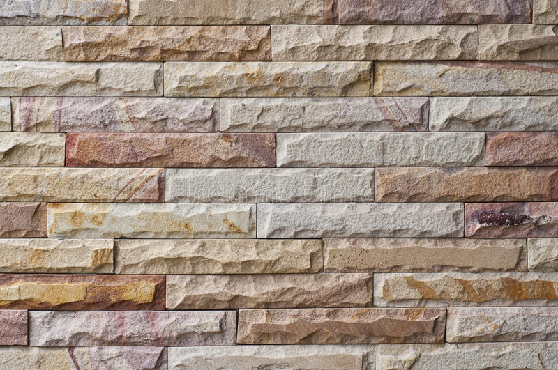 Download New stone brick wall. stock image. Image of design, decoration - 25399239