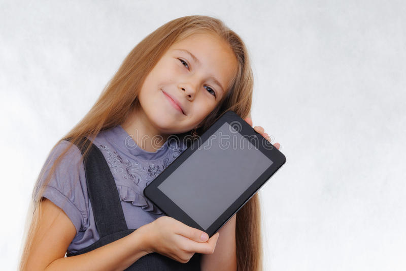 New tablet royalty free stock image