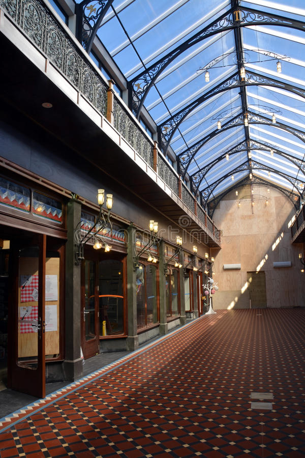 Download The New Tannery Victorian Style Shopping Arcade, Christchurch Editorial Stock Photo - Image of building, christchurch: 32097028