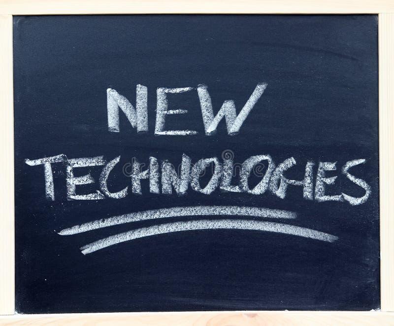 New Technologies Closeup