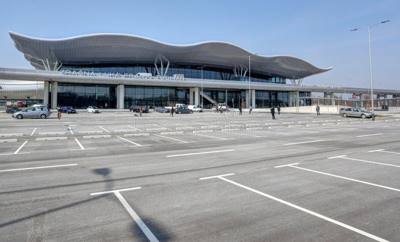 Aeroporto Zagabria : New terminal of zagreb airport editorial photo image