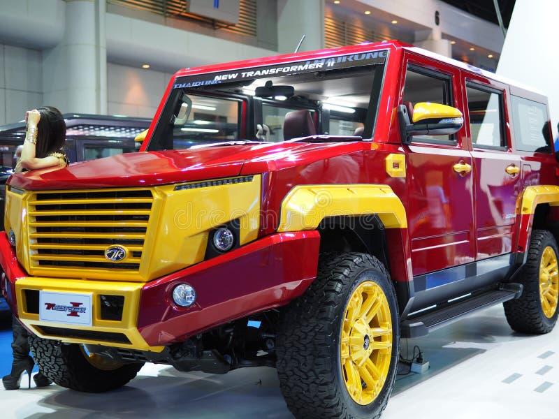 New ThaiRung Transformer II stock photo