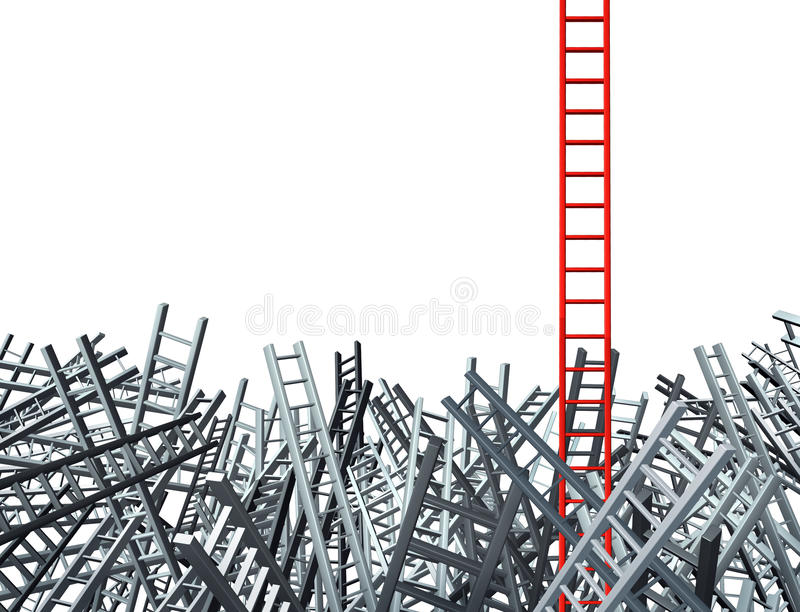 Download New Thinking stock illustration. Image of directions - 23629728