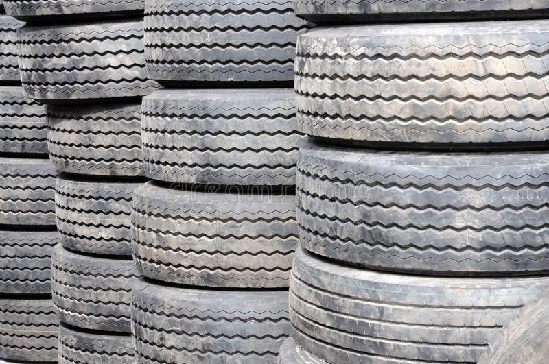 Download New Tires Royalty Free Stock Image - Image: 12906676