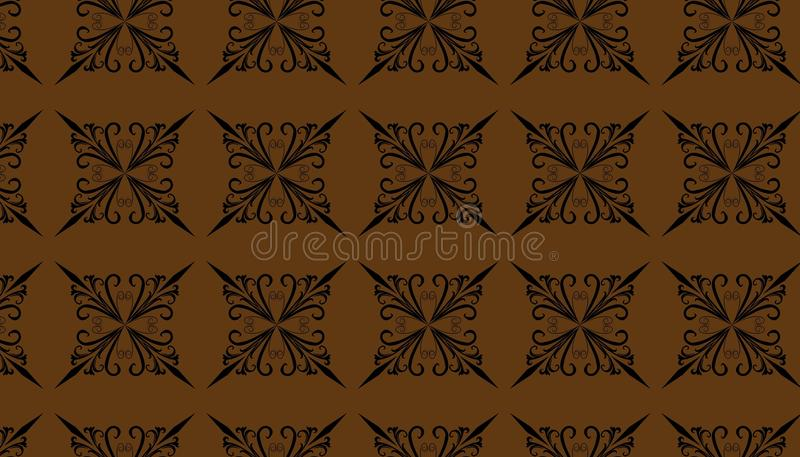 New traditional pattern from asia royalty free stock images