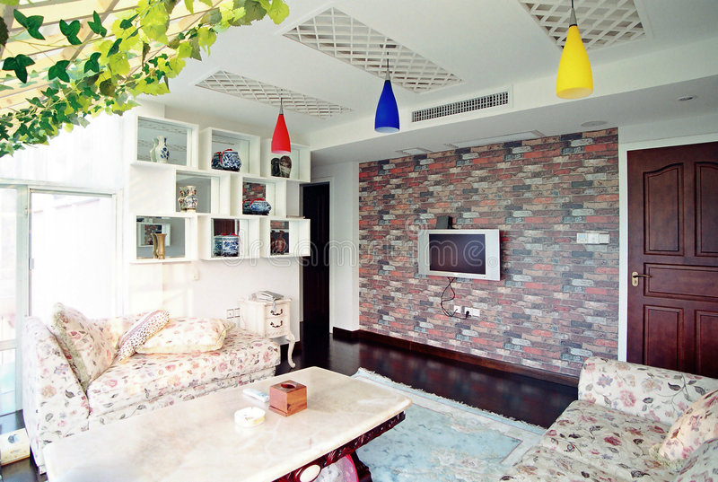 Download New villas stock image. Image of hall, home, property - 8907923
