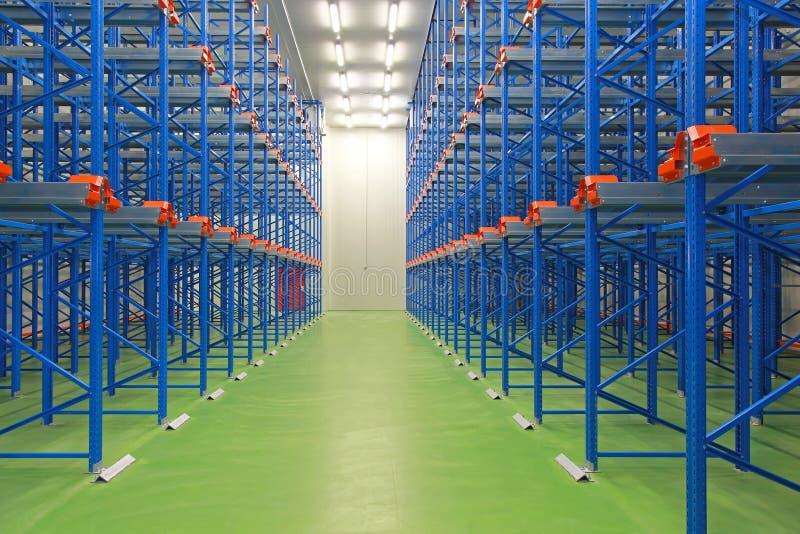 New Warehouse royalty free stock image