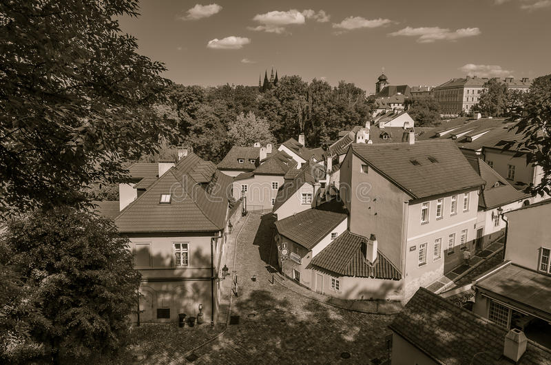 Download New World Street, Pragues Old Town, Czech Republic Stock Image - Image: 33958331