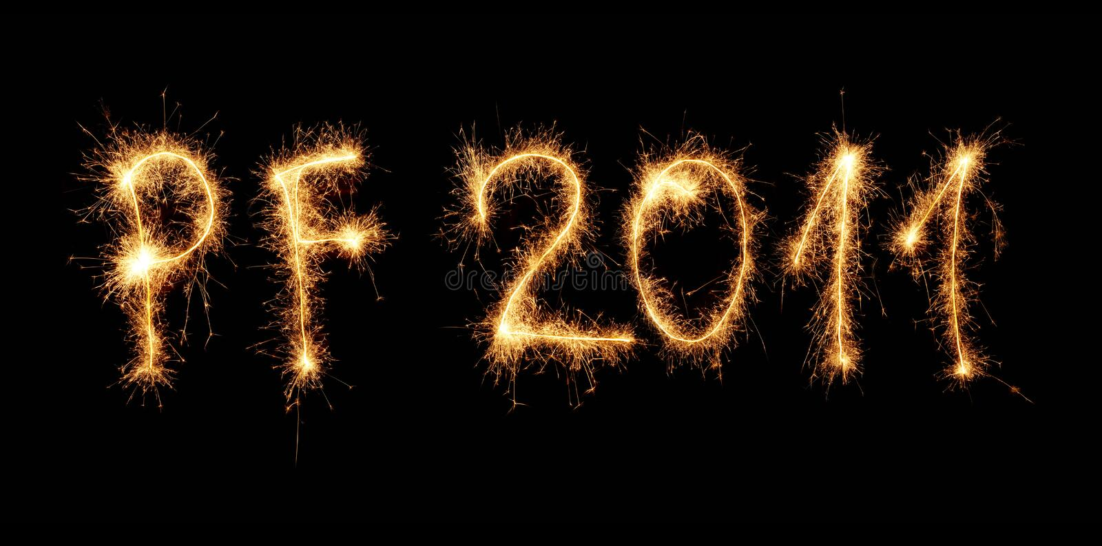 Download New Year 2011 Stock Photos - Image: 16925383