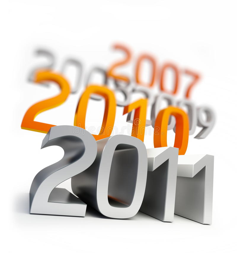 Download New Year 2011 Backgrounds Stock Photography - Image: 15009072