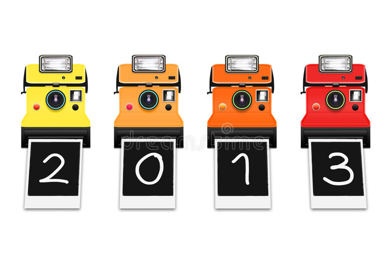 Download New year 2013 stock illustration. Image of event, design - 26455312