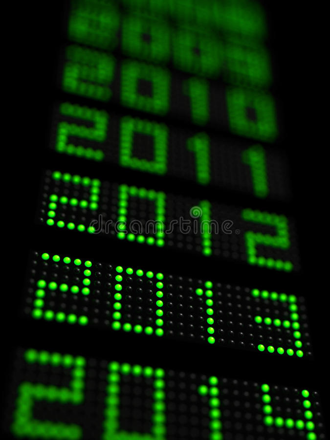 Download New year 2013 stock photo. Image of render, background - 26666380