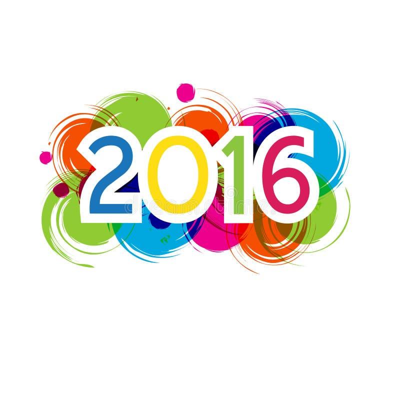 Free New Year 2016 Royalty Free Stock Photos - 53422108