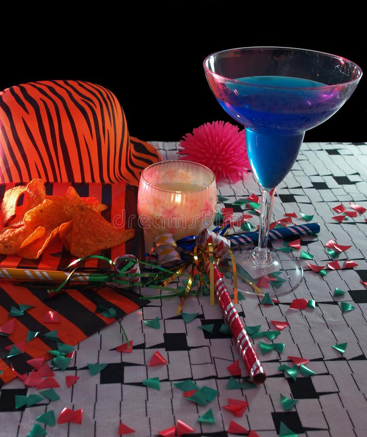 New Year Celebration royalty free stock photo