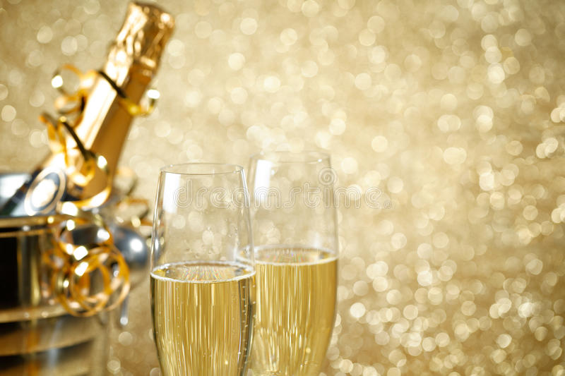 Download New Year Celebration stock image. Image of champagne - 78664429