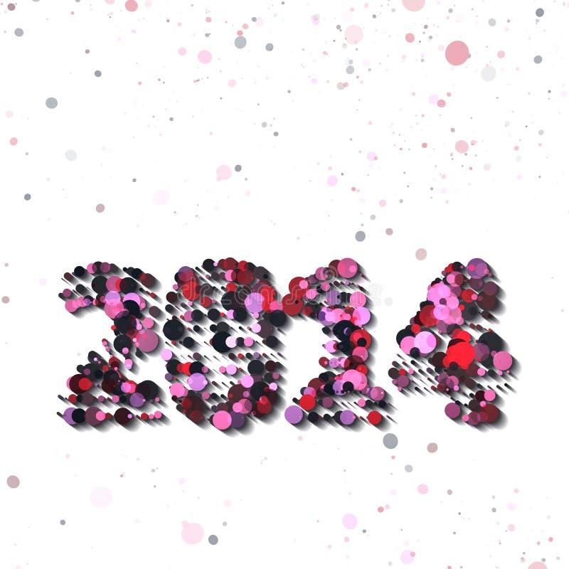 Download New Year Celebration Illustration Stock Vector - Image: 34027391