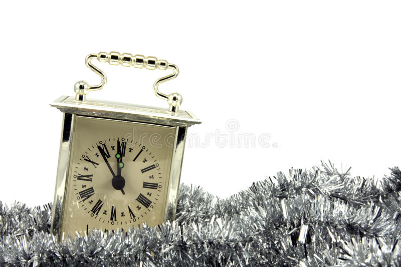 New Year coming stock image