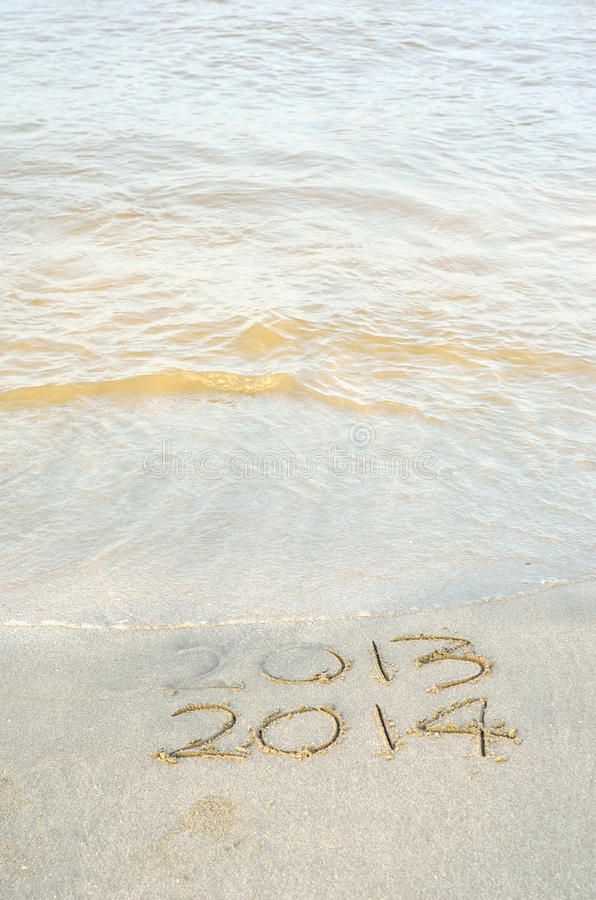Download New Year 2014 Is Coming Concept Stock Photo - Image: 32256802