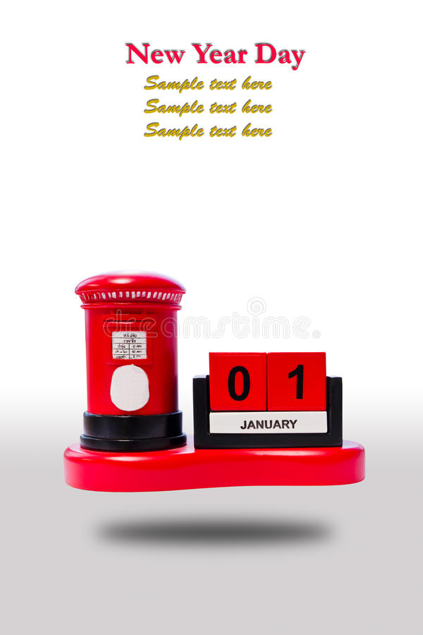 New year day calender