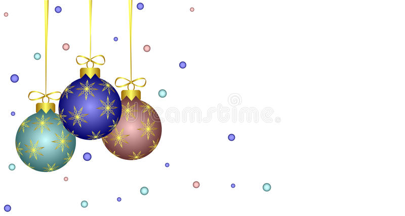 New-year decorations. vector illustration