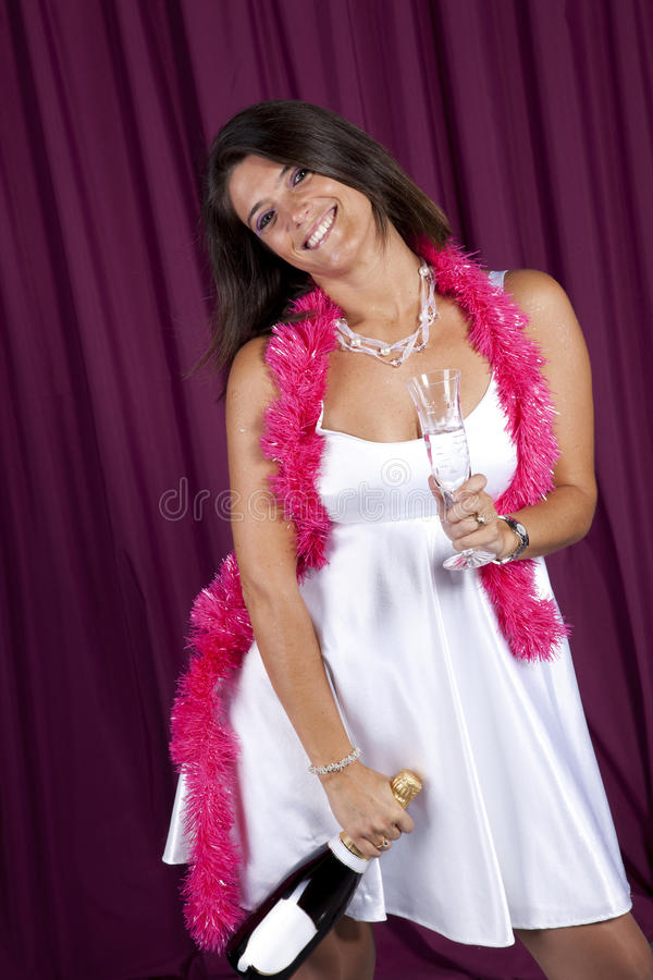 Download New year eve celebration stock photo. Image of drinking - 21799146