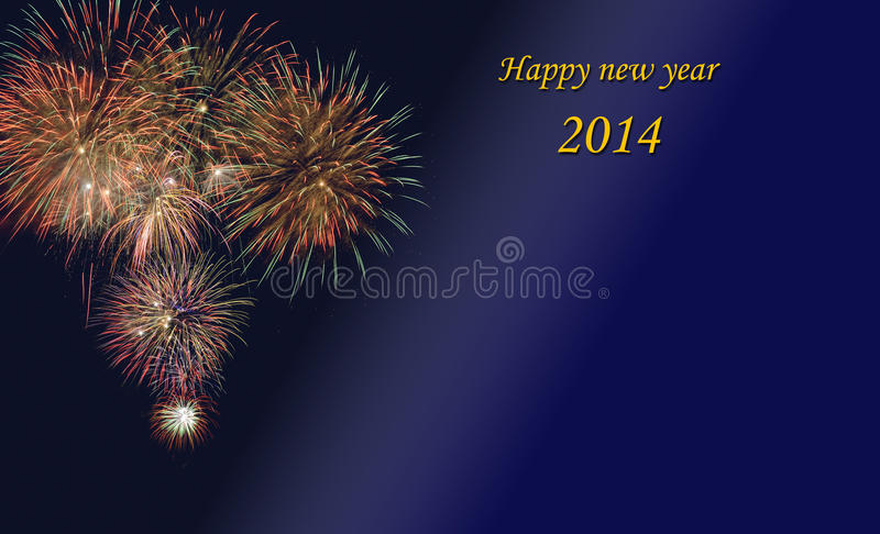 Download New year 2014 stock photo. Image of event, 2014, christmas - 30669430