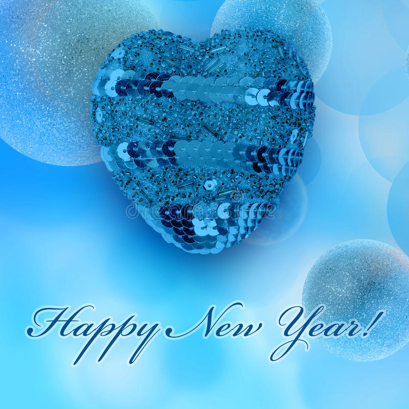 Download New Year greeting cards stock image. Image of 2013, hang - 26222221