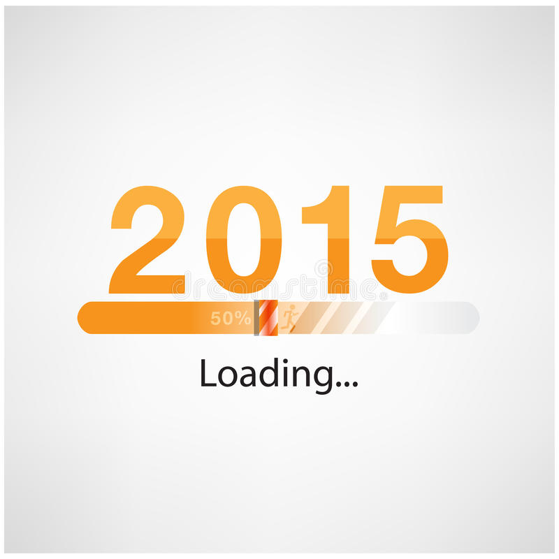 Download New Year 2015 Loading Background,happy New Year Template Stock Vector - Image: 42188498