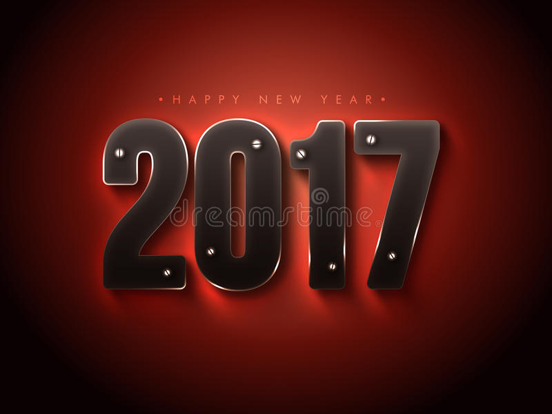 New Year Party celebration Poster, Banner design. vector illustration