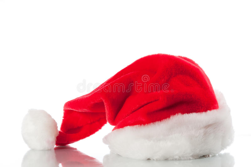 New Year S Cap Royalty Free Stock Images