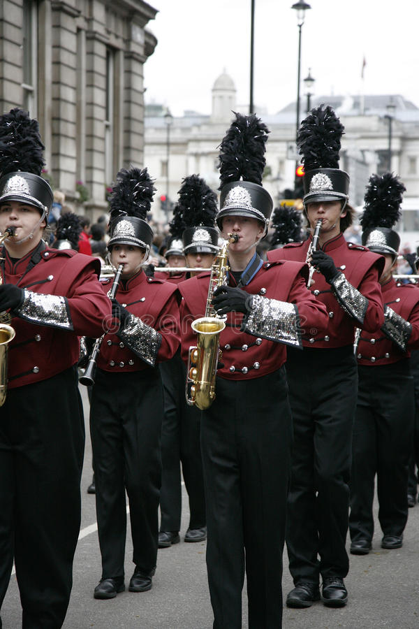Download New Year's Day Parade In London Editorial Stock Image - Image: 22643009