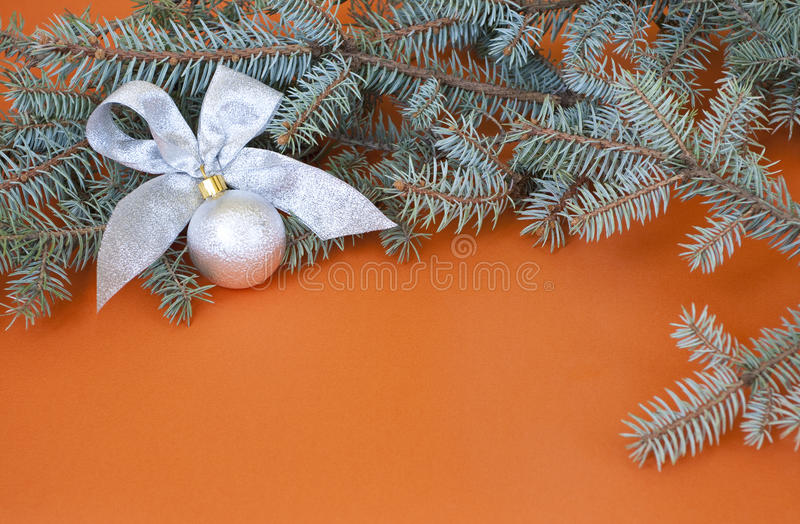 New Year S Decoration Royalty Free Stock Photography