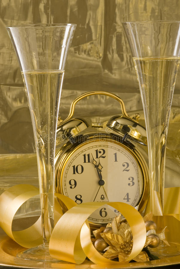 New Year's Eve royalty free stock image
