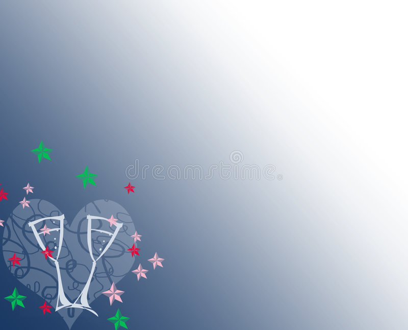 Download New year's eve stock illustration. Image of illustration - 406762