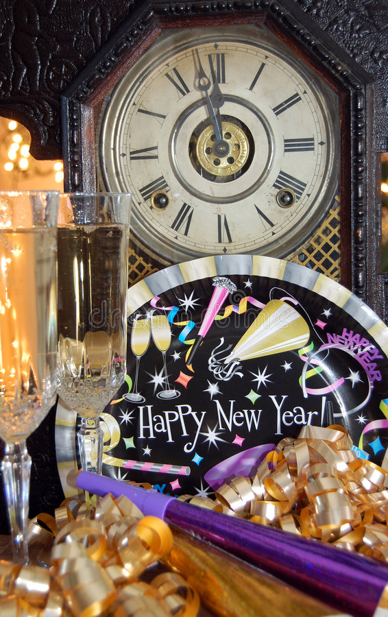 Download New Year's Eve Royalty Free Stock Photo - Image: 7380615