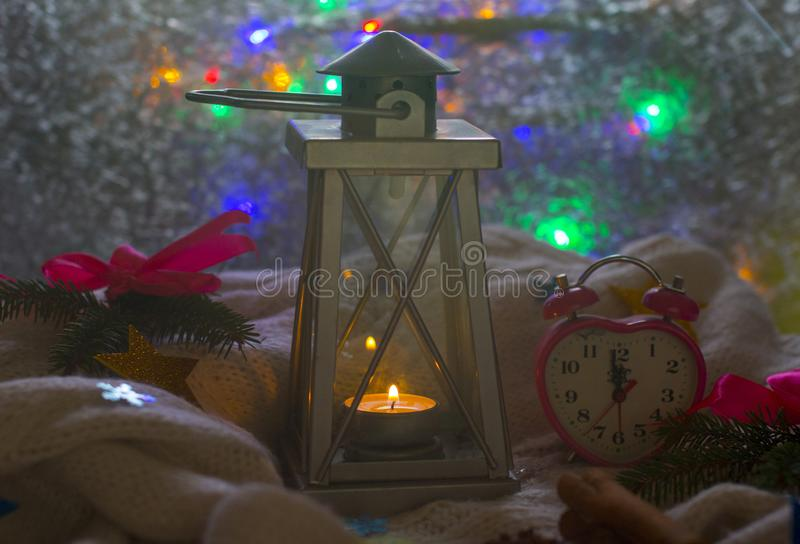 New year`s eve 2019. royalty free stock photography