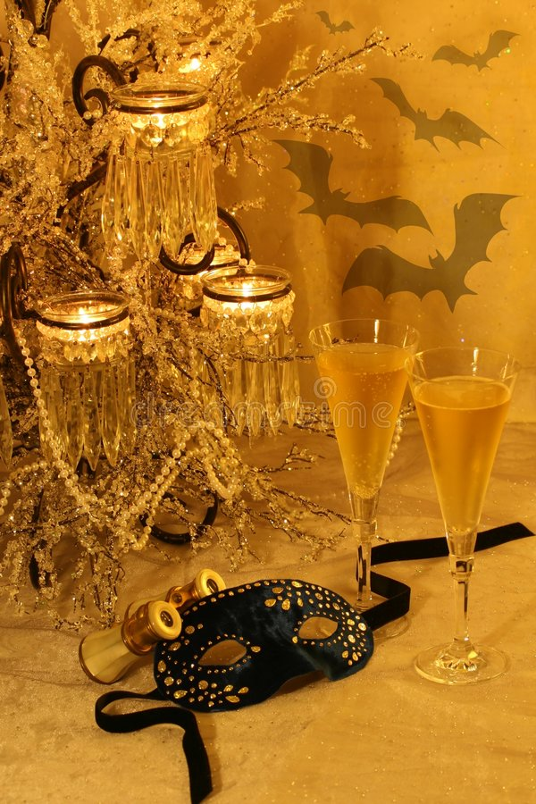 New Year s masquerade