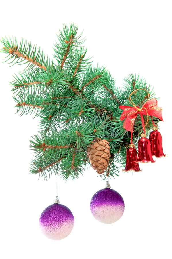 Download New Year's sphere stock image. Image of shiny, winter - 22200647