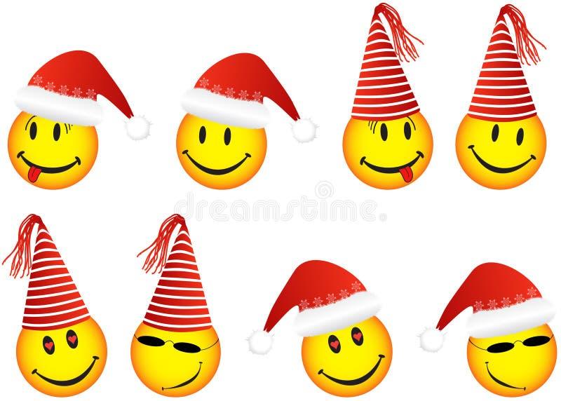 New Year smiles