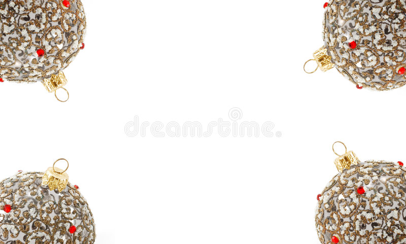 Download New Year Tree Toys Royalty Free Stock Photos - Image: 7442728